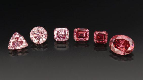 kim cương hồng