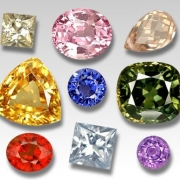 Sự hình thành và phân loại màu sắc đá quý