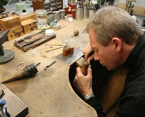 Bảo quản và thu hồi kim loại trong gia công kim hoàn