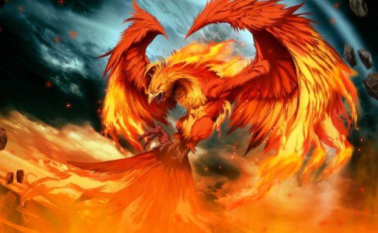 phượng hoàng lửa