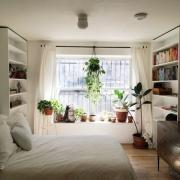 Ý tưởng thiết kế phòng ngủ cho cha mẹ già