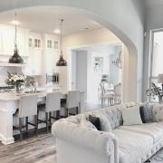 5 nguyên tắc phong thủy đặt vị trí phòng khách trong nhà