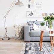Lựa chọn thảm trang trí phòng khách theo phong thủy