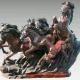 Hình tượng ngựa phong thủy phi tượng trưng cho thành công