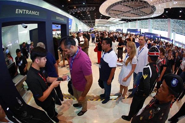 Đại hội chợ triển lãm trang sức và đá quý Bangkok tổ chức 2 năm một lần