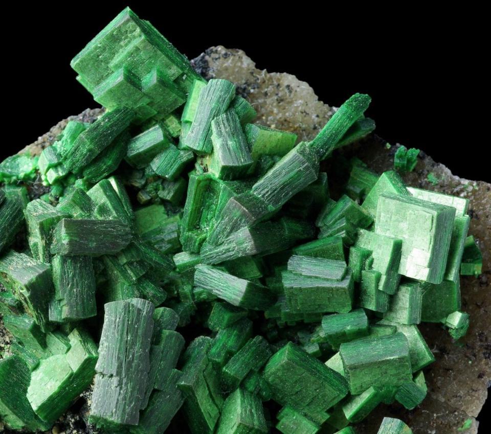 đá độc torbernite