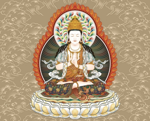 Đại Nhật Như Lai: khai thị tính Phật và trí tuệ của chúng ta