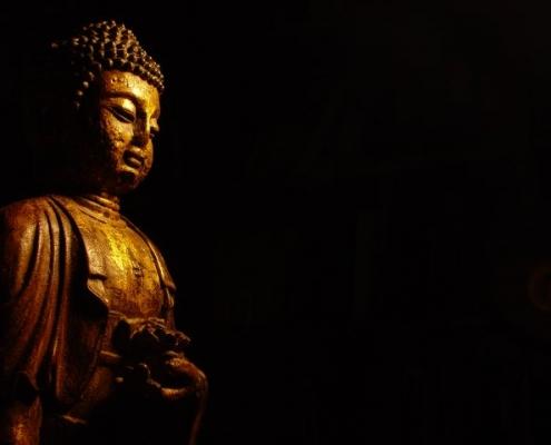 Phật A Di Đà: đầy đủ phúc đức và trí tuệ