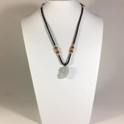 Mặt dây chuyền Tỳ Hưu đá cẩm thạch 2
