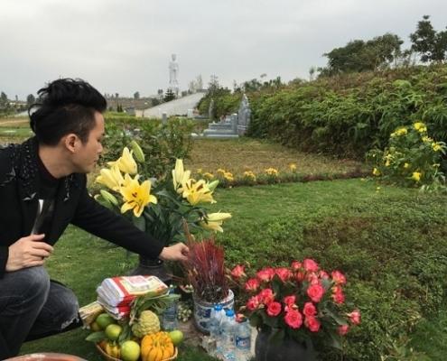 Văn khấn khi đi thăm mộ