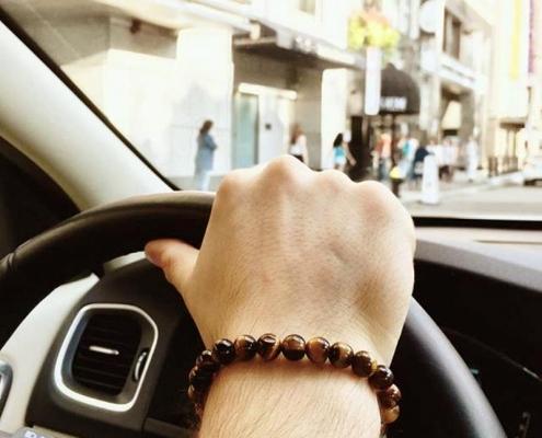 vật may mắn cho người làm nghề tài xế lái xe