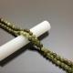 Chuỗi hạt đá peridote thiên nhiên 6mm 2