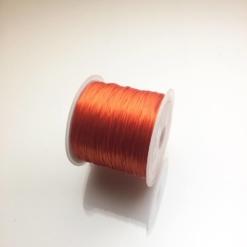 Cuộn dây xỏ hạt vòng màu cam