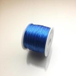 Cuộn dây xỏ hạt vòng màu xanh nước biển