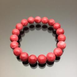 Vòng đá Jaspa đỏ 10mm