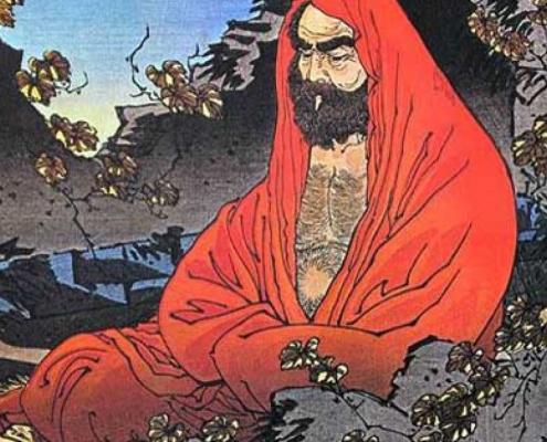hình tượng của Đạt Ma