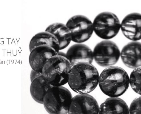 các mẫu vòng đá quý phong thuỷ đẹp cho tuổi Giáp Dần sinh năm 1974