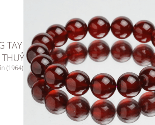các mẫu vòng đá quý đẹp cho tuổi Giáp Thìn sinh năm 1964