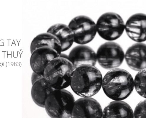 Các mẫu vòng đá quý đẹp cho tuổi Quý Hợi sinh năm 1983