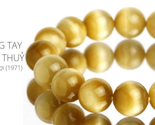 Các mẫu vòng đá quý phong thuỷ đẹp cho tuổi Tân hợi sinh năm 1971
